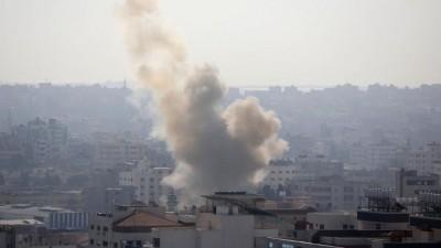 Μαχητικά του Ισραήλ βομβαρδίζουν τη Λωρίδα της Γάζας - Επίθεση Netanyahu σε Χαμάς: Θέλουν να αποτρέψουν την ειρήνη