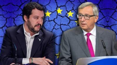 Η κόντρα Ιταλίας με Βρυξέλλες θα καταλήξει σε νίκη Salvini, δεν θα έχει την τύχη του Τσίπρα