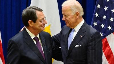 Επιστολή Biden σε Αναστασιάδη: Ανησυχία για την μονόμερη απόφαση για τα Βαρώσια - Καλούμε την Τουρκία για αλλαγή στάσης