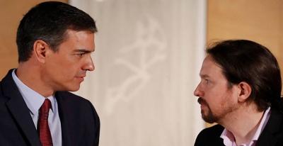 «Ουδέν νεώτερον» στην Ισπανία - Δεν τα βρίσκουν Iglesias-Sanchez