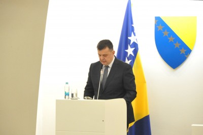 Η Βοσνία ανοίγει τα σύνορα με Σερβία, Μαυροβούνιο και Κροατία