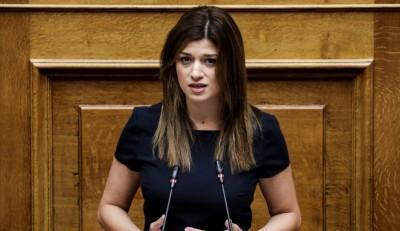 Νοτοπούλου (ΣΥΡΙΖΑ): Η κυβέρνηση της ΝΔ βλάπτει σοβαρά τον τουρισμό