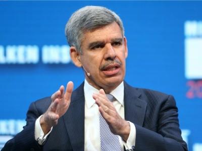 El Erian: Η Fed υποτιμάει τον πληθωρισμό, διακινδυνεύει οι ΗΠΑ να εισέλθουν σε ύφεση