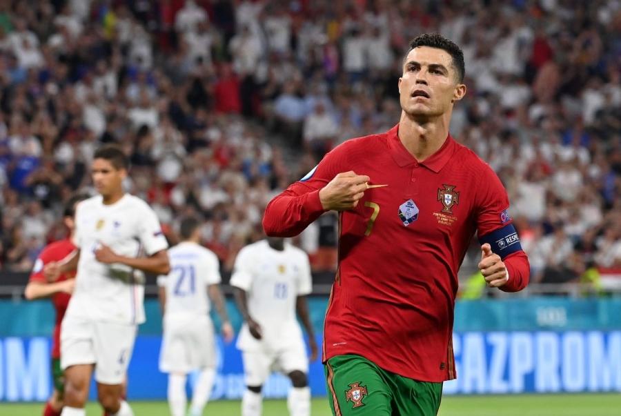 EURO 2020, Πορτογαλία - Γαλλία 2-2: Στους «16» με ακόμα ένα ρεκόρ του Ρονάλντο οι Πορτογάλοι - Ο Μπενζεμά θυμήθηκε τον εαυτό του