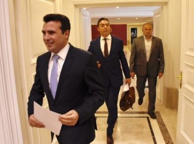 FYROM: Ο πρωθυπουργός και ο ΥΠΕΞ έχουν κοινή γραμμή στις διαπραγματεύσεις με την Ελλάδα
