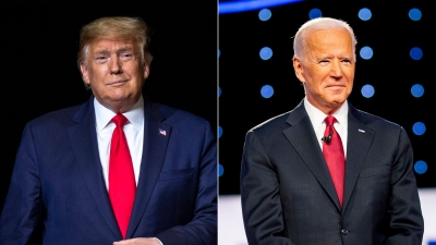 Trump για το ατύχημα Biden στις σκάλες: «Δεν γίνεται να ηττήθηκα από αυτόν - Είναι απίστευτο!»