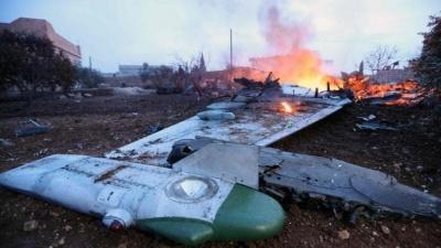 Γιατί πέφτουν τα ρωσικά αεροσκάφη στη Συρία;