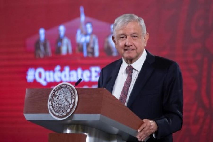 Πρόεδρος Μεξικού: Ας αφήσουμε τα χριστουγεννιάτικα δώρα για μια άλλη στιγμή – Να παραμείνουν στα σπίτια τους οι πολίτες