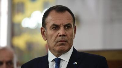 Παναγιωτόπουλος (υπ.Άμυνας): Πρόβλημα για όλους η Τουρκία – Να παίξει με τους κανόνες – Πυλώνας ασφάλειας η Ελλάδα