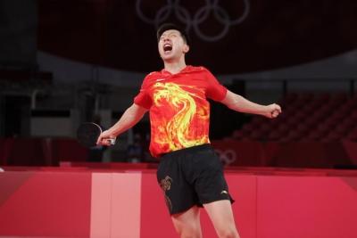 Πινγκ πονγκ: Έγραψε ιστορία ο Μα Λονγκ- Έγινε ο πρώτος αθλητής με 4 χρυσά Ολυμπιακά μετάλλια!