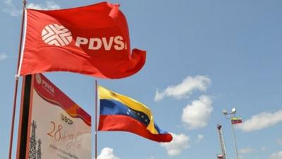 Βενεζουέλα: Η πετρελαϊκή PDVSA μεταφέρει τους λογαριασμούς της στη ρωσική Gazprombank