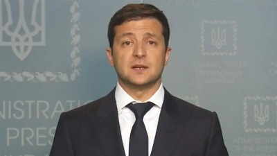 Zelensky (Ουκρανία): Ζήτησε τη στήριξη Merkel στην παραπομπή των υπευθύνων, για τη συντριβή του αεροσκάφους στο Ιράν