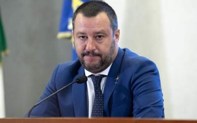 Iταλία: Ακόμη μία ΜΚΟ αψηφά το βέτο του Salvini – Ετοιμάζεται για απόβαση στη Λαμπεντούζα