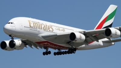 Emirates: Επανεκκίνηση από την 1η Ιουνίου της καθημερινής απευθείας πτήσης Αθήνα - Νέα Υόρκη