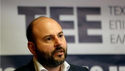 Στασινός (ΤΕΕ): Δεν έχει νόημα να εργάζεται κανείς με αυτές τις εισφορές και τους φόρους
