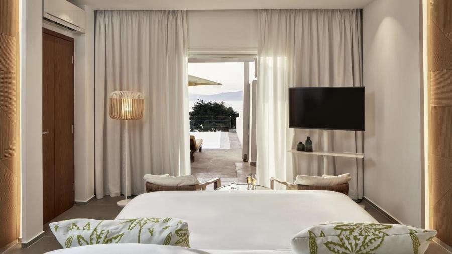 Η Ευρώπη μοναδική παγκόσμια περιοχή με αύξηση στις κατασκευές ξενοδοχείων