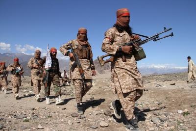 Μήνυμα Ταλιμπάν σε Biden: Θα συνεχίσουμε τον πόλεμο εάν δεν αποχωρήσουν τα ξένα στρατεύματα