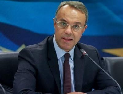 Σταϊκούρας: Τις επόμενες ημέρες η απόφαση για το επίδομα θέρμανσης - Εξετάζεται παράταση για την πληρωμή των τελών  κυκλοφορίας