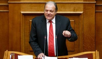 Κατσίκης (ΑΝΕΛ): Δεν δεχόμαστε το «Μακεδονία» - Αδιαπραγμάτευτα για τον Π. Καμμένο τα εθνικά θέματα