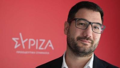 Ηλιόπουλος: Η κυβέρνηση έχει χάσει κάθε έλεγχο - Ευρωπαϊκή πρωτοβουλία ΣΥΡΙΖΑ για τις πατέντες των εμβολίων