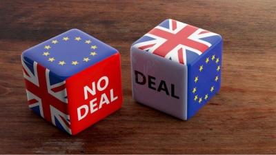 Βρετανία και ΕΕ συνεχίζουν τις διαπραγματεύσεις για μια εμπορική συμφωνία