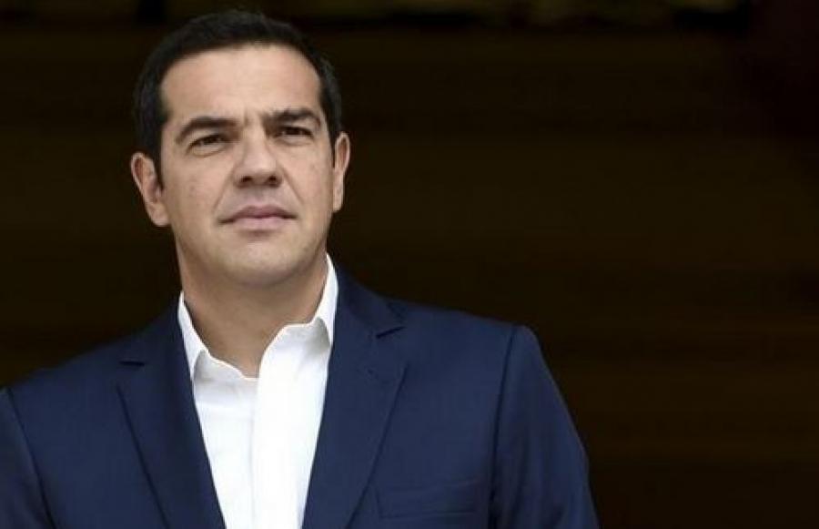 Τσίπρας από Θεσσαλονίκη: Τη συντριπτική πλειοψηφία των Ελλήνων πλημμυρίζει η ανασφάλεια - Έμειναν πίσω σημαντικά έργα για την πόλη
