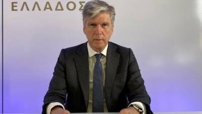 Αλ. Σαρρηγεωργίου (Πρόεδρος Ένωσης Ασφαλιστικών): Η ελληνική ασφαλιστική αγορά πριν και μετά την πανδημία