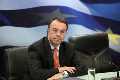Σταϊκούρας: Το β' 6μηνο του 2020 θα εξετάσουμε την πρόωρη αποπληρωμή του ΔΝΤ - Δεν έχουμε ανάγκη την πιστωτική γραμμή του ESM... αυτή στιγμή
