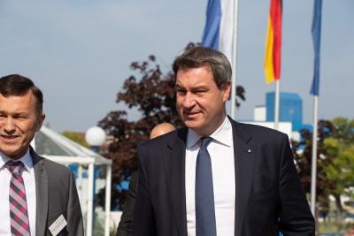 Soeder (πρωθ. Βαυαρίας): Δυσάρεστο το εκλογικό αποτέλεσμα αλλά το CSU έχει την εντολή σχηματισμού κυβέρνησης