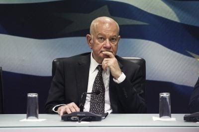 Παπαδημητρίου: Η Ελλάδα δεν χρειάζεται προληπτική γραμμή όπως πιστεύει ο κ. Στουρνάρας