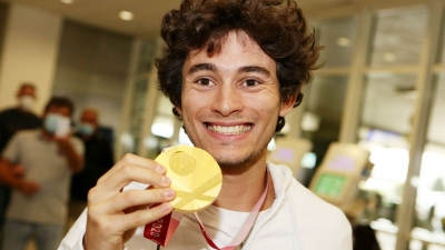 Παραολυμπιακοί Αγώνες Τόκιο: Αποθέωση στην υποδοχή του «χρυσού» Γκαβέλα! (video)