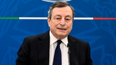Draghi (Ιταλία) προς Erdogan: Ανησυχούμε για την κατάσταση των ανθρωπίνων δικαιωμάτων στην Τουρκία