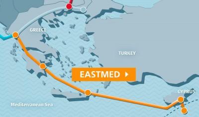 Πολύ σημαντική η η σημασία του EastMed  για την ευρωπαϊκή οικονομία
