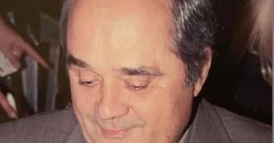 Πέθανε ο χειρουργός Χ. Κωνσταντάρας, από κορωνοϊό - Είχε εμβολιαστεί και περίμενε να κάνει την γ' δόση