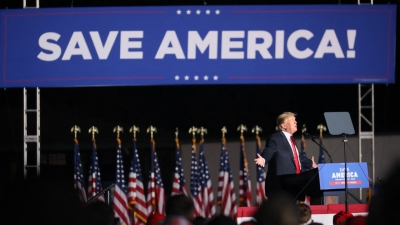 Trump: Με τον Biden οι ΗΠΑ έχασαν την ενεργειακή τους ανεξαρτησία – Τώρα ζητούμε από τη Ρωσία λίγο πετρέλαιο