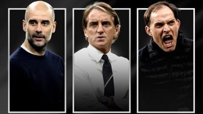 UEFA: Οι υποψηφιότητες για τον καλύτερο προπονητή της χρονιάς (video)