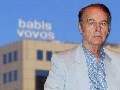 Συνελήφθη για φοροδιαφυγή ο 88χρονος Μπάμπης Βωβός