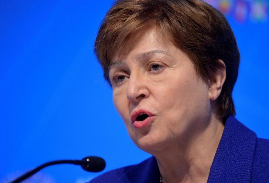 Georgieva (ΔΝΤ): Σε δύο ταχύτητες η παγκόσμια ανάκαμψη των οικονομιών – Στο 6% η ανάπτυξη για το 2021