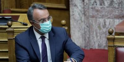 Σταϊκούρας (ΥΠΟΙΚ): Η  οικονομία δεν είναι το asset της αξιωματικής αντιπολίτευσης