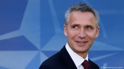Stoltenberg (γ.γ.NATO): «Το ΝΑΤΟ καλεί το Ιράν να απόσχει από κάθε νέα βία»