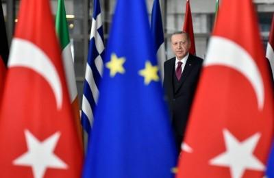 Απροθυμία στην ΕΕ για κυρώσεις στην Τουρκία - Αυστηρό μήνυμα Μητσοτάκη: Οι συμφωνίες πρέπει να τηρούνται - Ο Erdogan θέτει υπό επιτήρηση την Ανατ. Μεσόγειο