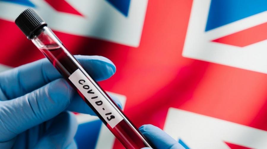 Βρετανία: Σε υψηλό 6 μηνών τα κρούσματα Covid – Καραντίνα και για εμβολιασμένους από τη Γαλλία