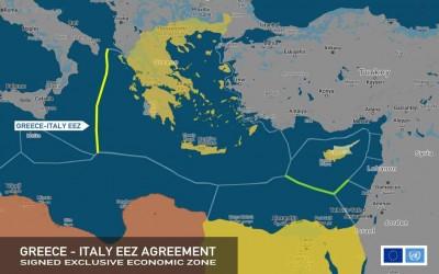 Γαριλίδης (Έλληνας πρέσβης στο Κάιρο): Είμαστε πολύ κοντά σε συμφωνία με την Αίγυπτο για τον καθορισμό της ΑΟΖ