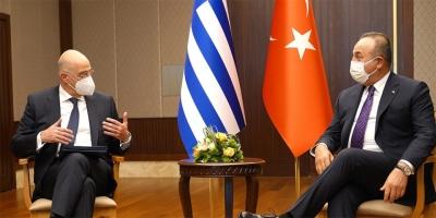 Τουρκικός Τύπος: Σκανδαλώδεις οι δηλώσεις του Έλληνα ΥΠΕΞ, Δένδια