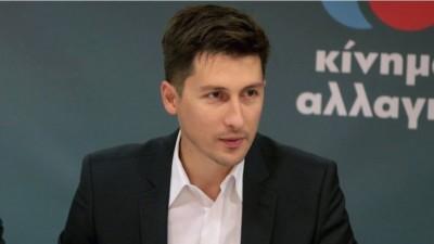 Χρηστίδης (ΚΙΝΑΛ): Δεν είναι θέμα συμβουλίου πολιτικών αρχηγών η πανδημία