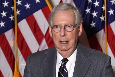 ΜcConnell (ΗΠΑ): Συγχαρητήρια στον κ. Biden για τη νίκη του στις  προεδρικές εκλογές