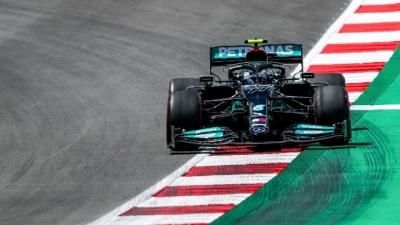 F1: Ο Bottas κατέκτησε την pole position στο πορτογαλικό Grand Prix