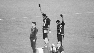 Ολυμπιακοί Αγώνες 1968, Black Power Salute: Αξίζει φίλε, να υπάρχεις για ένα όνειρο