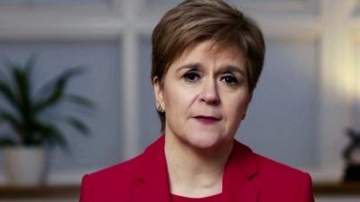 Πρωθυπουργός Σκωτίας μετά το Brexit: Δεν θα προτείνουμε δημοψήφισμα ανεξαρτησίας αυτή τη στιγμή