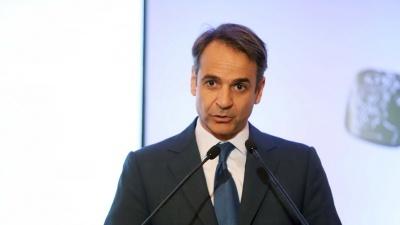Να πάρουν θέση στις προκλήσεις της Άγκυρας θα καλέσει τους ηγέτες του ΝΑΤΟ ο Μητσοτάκης από το Λονδίνο